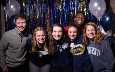 New Trailblazers Welcomed at 2020 Blue Bash