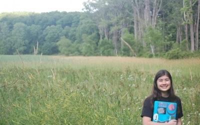 The Nature Conservancy Spotlights Junior's Volunteer Work