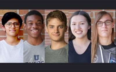 Five Seniors Named National Merit Semifinalists