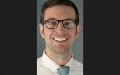 David Schlenk Joins Advancement Team as New Associate
