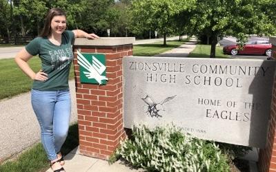 Featured Alumni: Abigail Fitzwater, Class of 2016