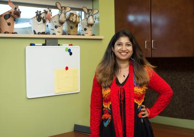 Praseeda Govindadas, Assistant Director of Learning Support Services