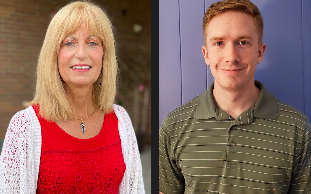 University Welcomes Two New Staff Members for 2021-22